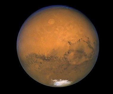 Ludzie polecą na Marsa już za 20 lat