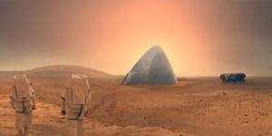 Ludzkość na Marsie zamieszka w igloo