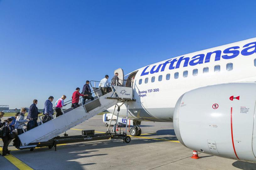 Lufthansa wprowadza nową usługę do swoich samolotów /©123RF/PICSEL