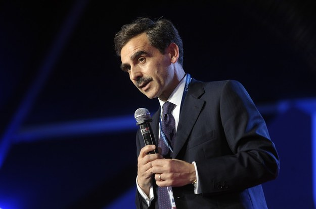 Luigi Lovaglio, prezes banku Pekao SA /Wojciech Stróżyk /Reporter