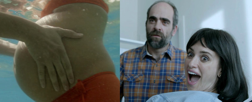 """Luis Tosar i Penelope Cruz w filmie """"Mama"""" /materiały dystrybutora"""