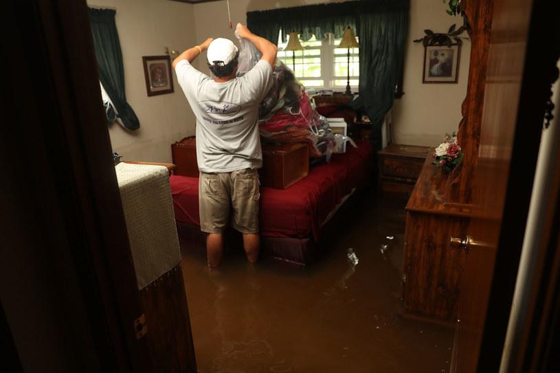 Luizjana powódź /AFP