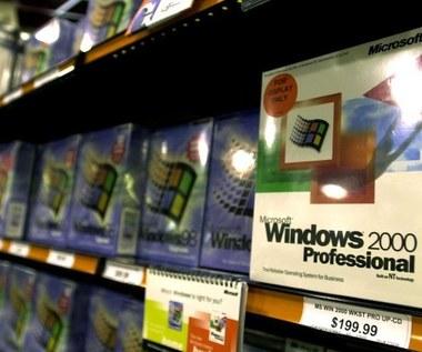 Luka w kilku wersjach Windows