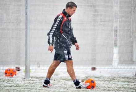 Lukas Podolski. /AFP