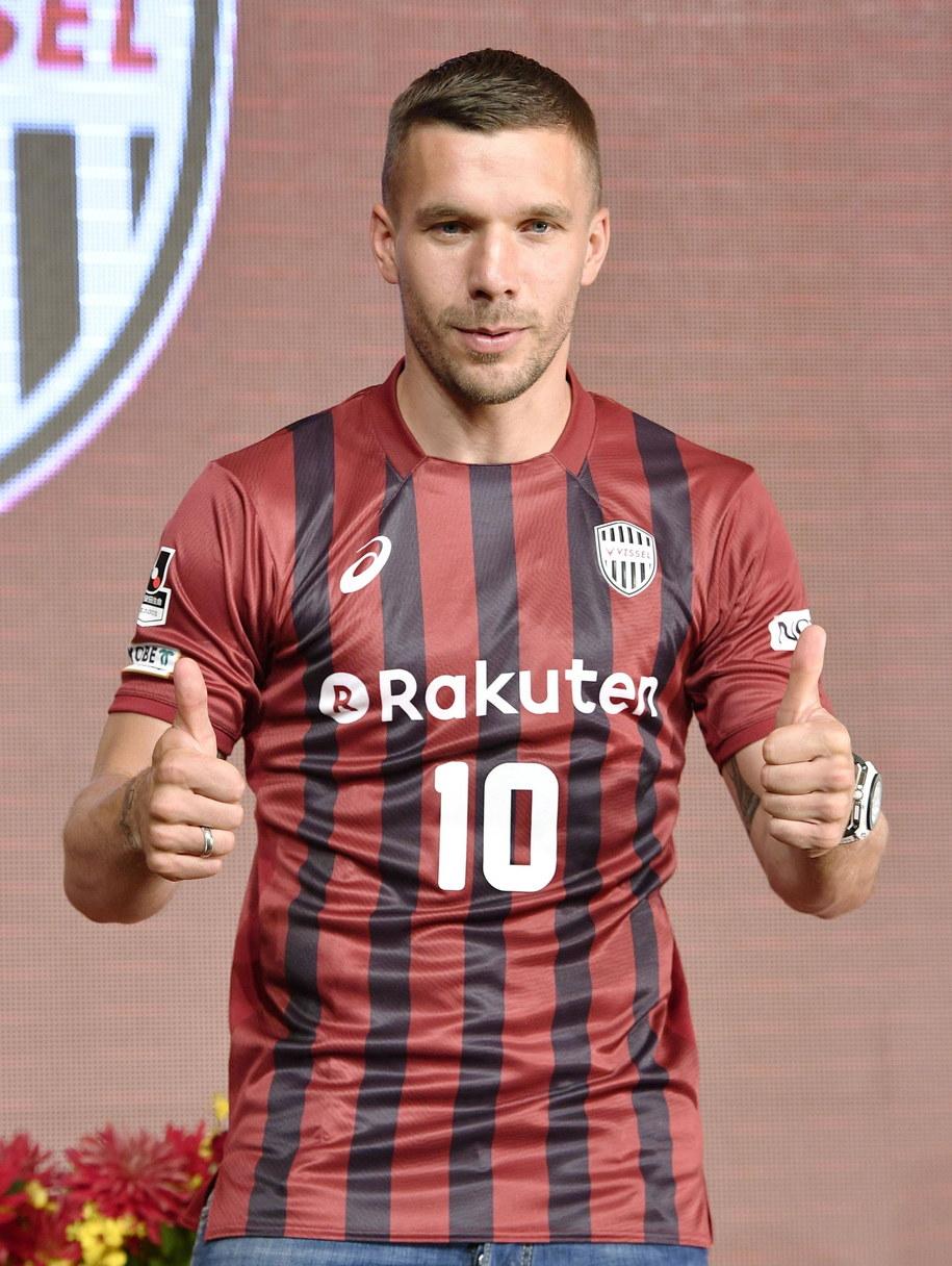 Lukas Podolski /Newscom /PAP