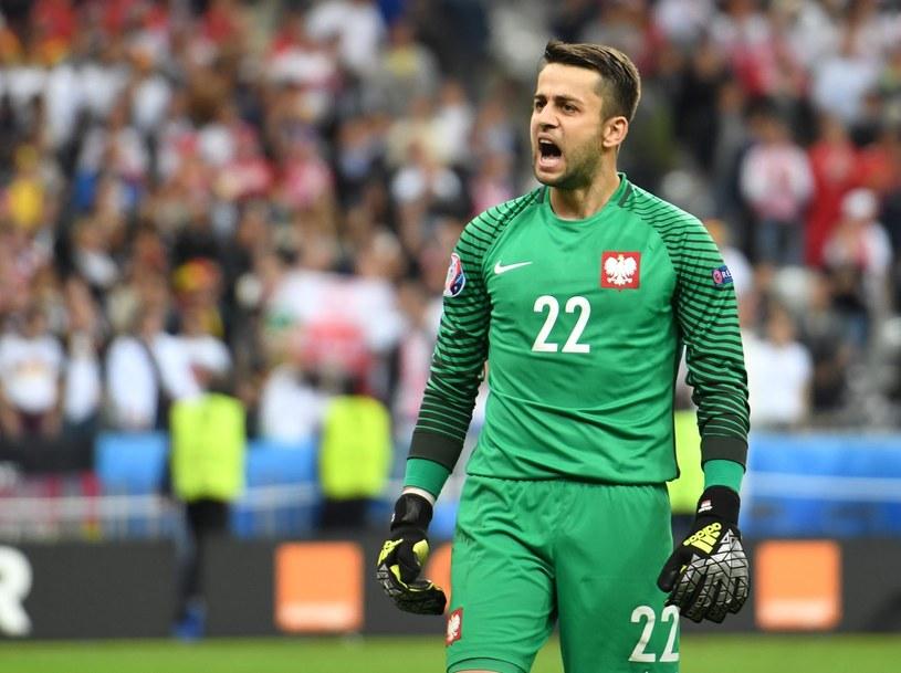 Łukasz Fabiański, bramkarz reprezentacji Polski /PAP/EPA