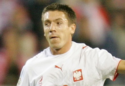 Łukasz Garguła był najlepszym graczem w meczu z Azerami Fot. Łukasz Grochala /Agencja Przegląd Sportowy
