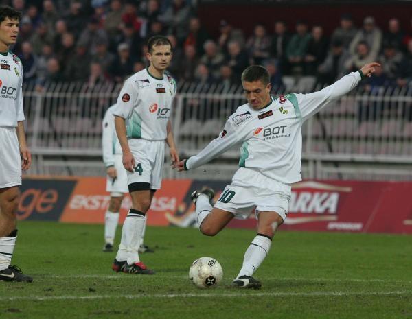 Łukasz Garguła Fot. Jerzy Kleszcz /Agencja Przegląd Sportowy