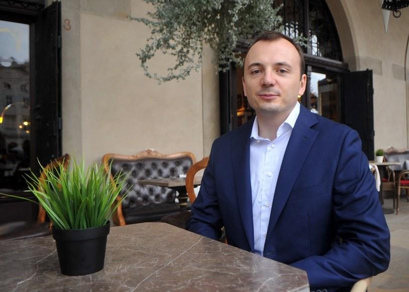 Łukasz Gibała /Marek Lasyk  /Reporter