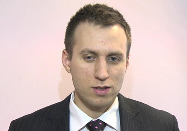 Łukasz Kośnik, partner w firmie rekrutacyjnej Antal International /Newseria Biznes