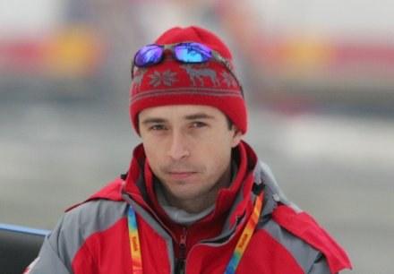 Łukasz Kruczek uważa, że warunki wypaczyły sens sportowej rywalizacji Fot. Jerzy Kleszcz /Agencja Przegląd Sportowy