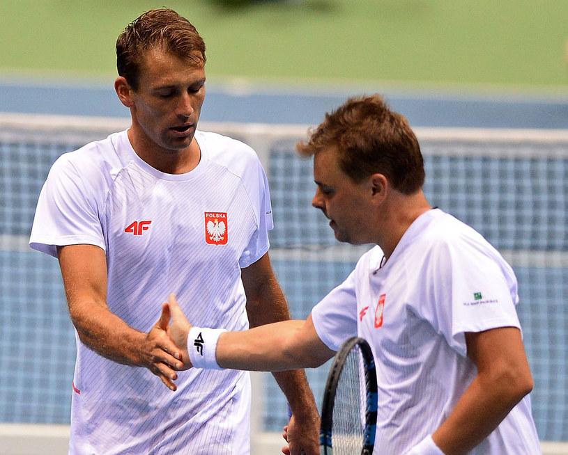 Łukasz Kubot i Marcin Matkowski /AFP