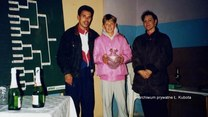 Łukasz Kubot o wygranej na Wimbledonie, karierze i życiu rodzinnym