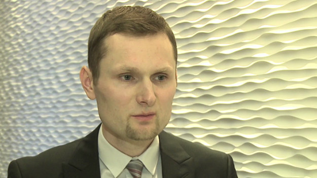 Łukasz Mlost, HR Deloitte /Newseria Biznes