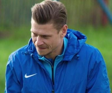Łukasz Piszczek obejrzał mecz IV ligi. Wideo
