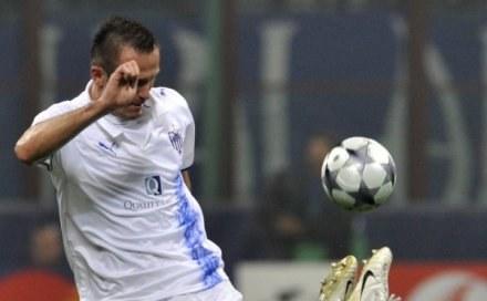 Łukasz Sosin zagrał 64 minuty w lidze cypryjskiej, a jego drużyna wygrała 1:0 /AFP