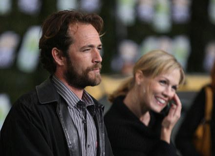 """Luke Perry nie powróci jako Dylan w nowych odcinkach """"Beverly Hills 90210"""" fot.M.Davies /Getty Images/Flash Press Media"""