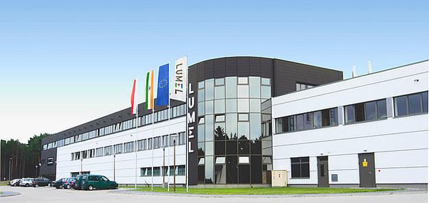 Lumel buduje w Zielonej Górze nowy zakład w strefie ekonomicznej /Informacja prasowa