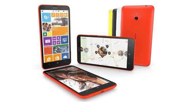 Lumia 1320 /materiały prasowe