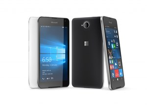 Lumia 650 - smartfon z Windows 10