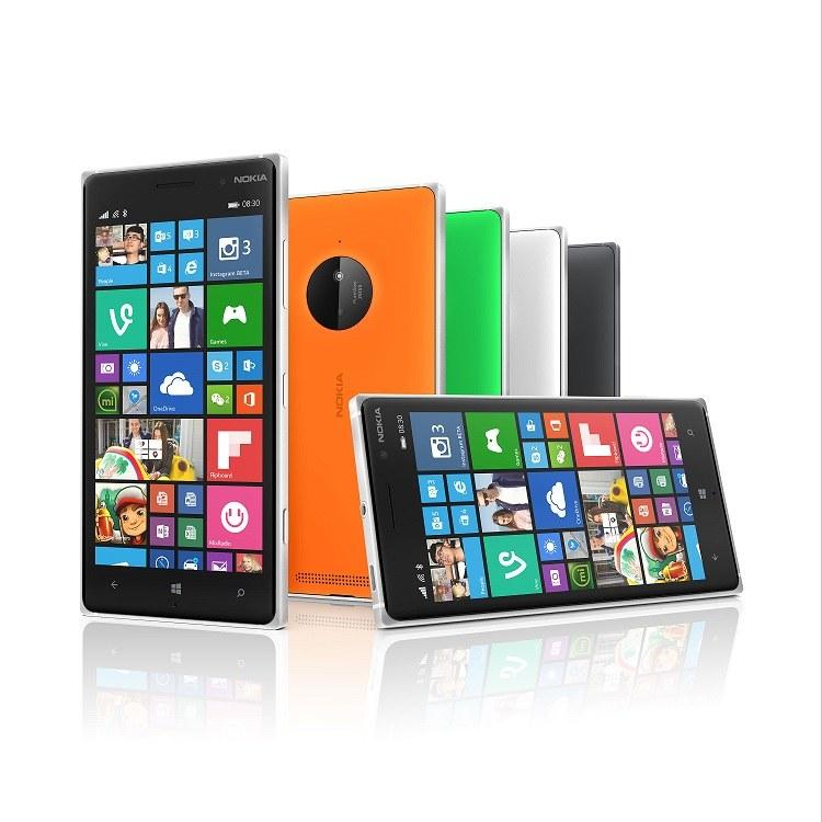 Lumia 830 /materiały prasowe