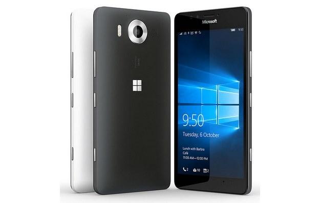 Lumia 950 /materiały prasowe