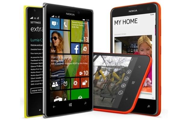 Lumia Cyan dla smartfonów Nokii /materiały prasowe