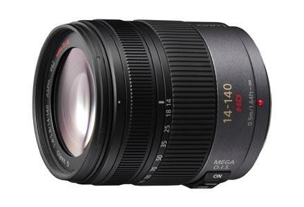 Lumix G VARIO HD 14-140mm/F4.0-5.8 ASPH./MEGA O.I.S. /materiały prasowe