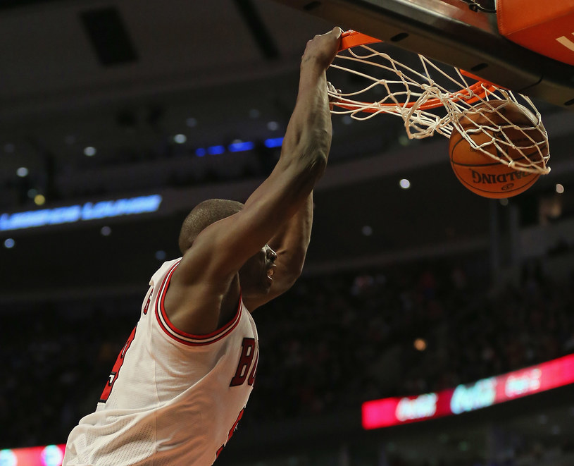 Luol Deng z Chicago Bulls /AFP