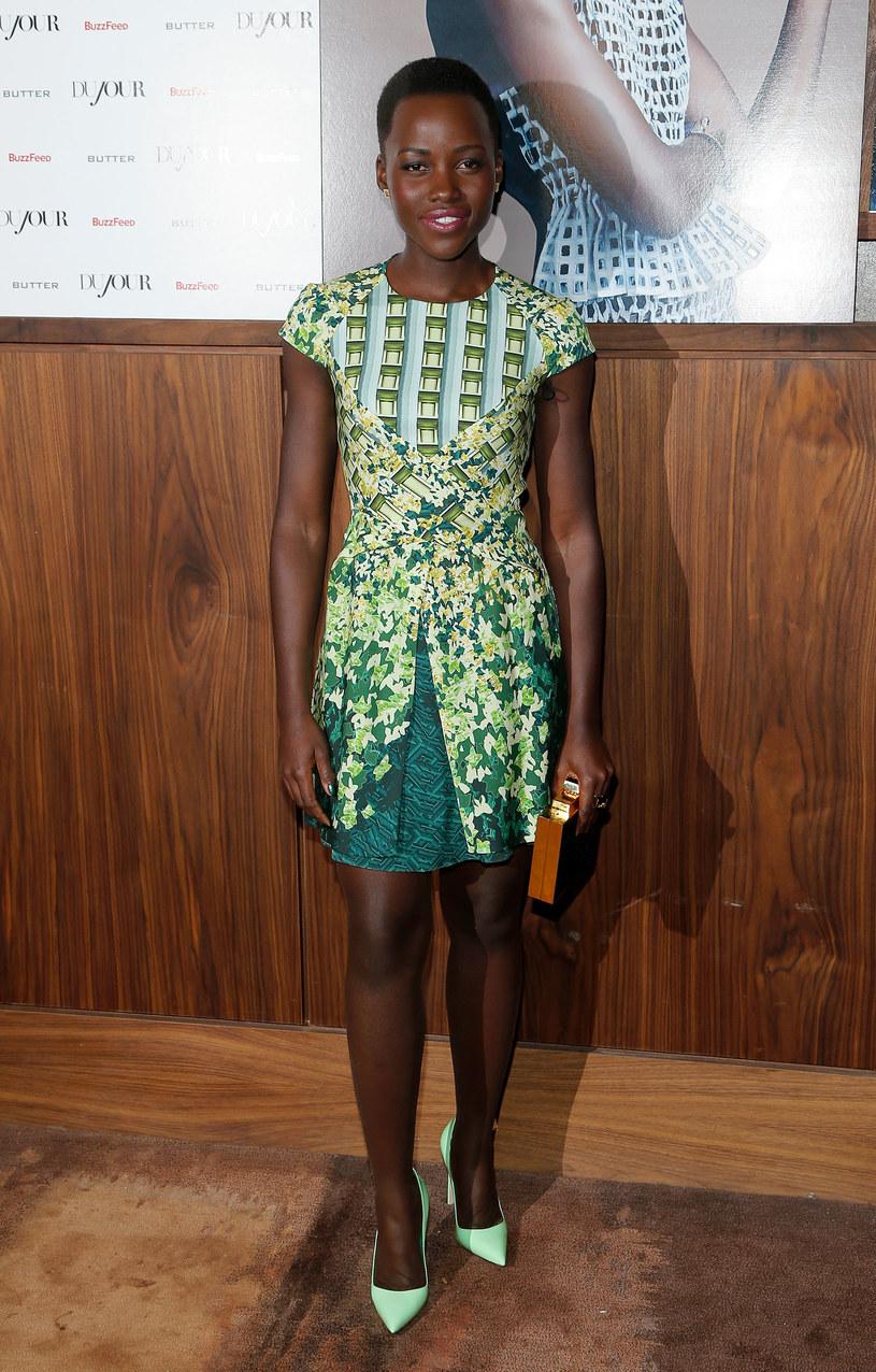 Lupita Nyong'o . /Getty Images/Flash Press Media