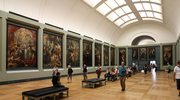 Luwr - największe muzeum Paryża