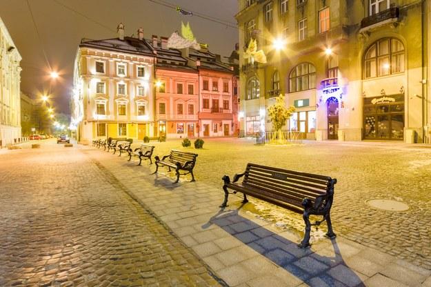Lwów nocą /123/RF PICSEL