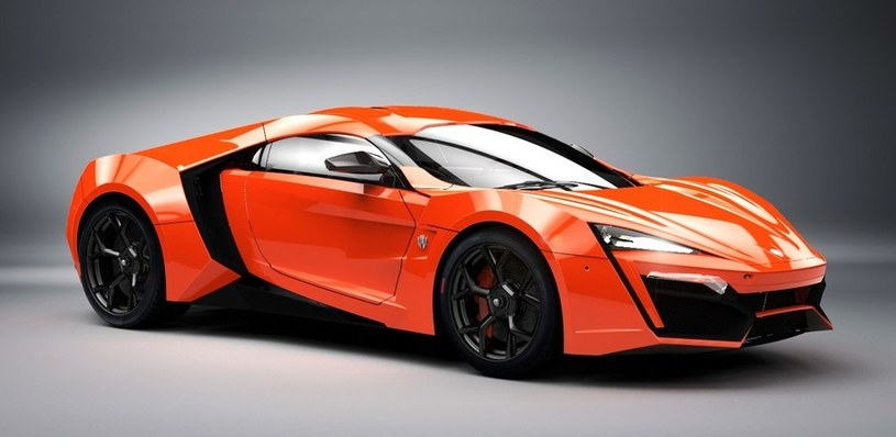 Lykan HyperSport /
