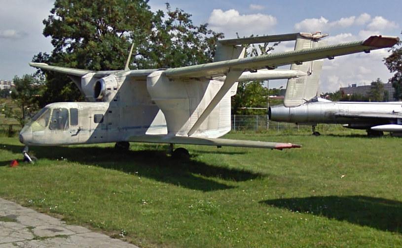 M-15 Belfegor w Muzeum Lotnictwa Polskiego w Krakowie. Fot. Google /materiały prasowe