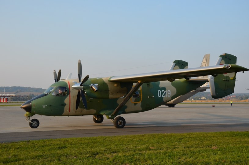 M-28 B to lekki samolot transportowy /materiały prasowe