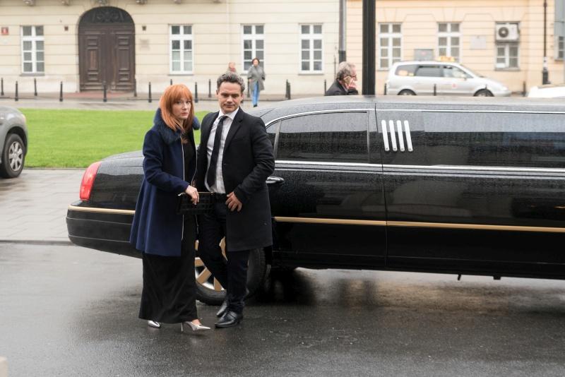 """""""M jak miłość"""": Agnieszka odtrąci Jacka! /Agencja W. Impact"""