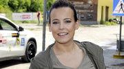 """""""M jak miłość"""": Anna Mucha robi... policyjną karierę"""