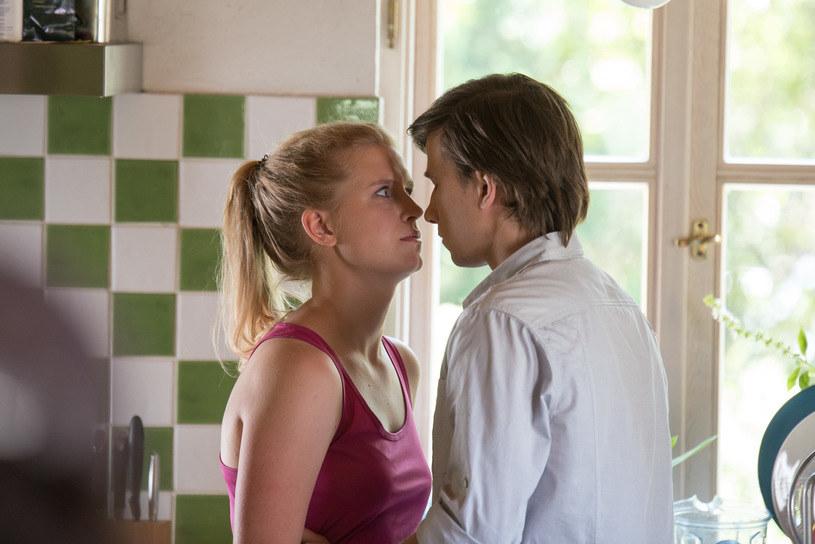 """""""M jak miłość"""": Czy Natalka i Franek wezmą w końcu ślub? /Agencja W. Impact"""