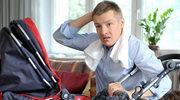 """""""M jak miłość"""": Marcin Mroczek chce być supertatą!"""