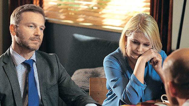 """""""M jak miłość"""": Marta i Andrzej coraz gorzej się dogadują. Czy ich małżeństwo przetrwa kolejny kryzys? ( /Tele Tydzień"""