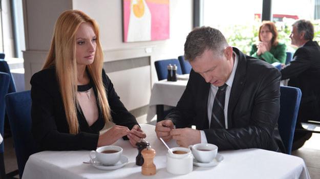 """""""M jak miłość"""": Rzucił kochankę i chce wrócić do żony /Agencja W. Impact"""