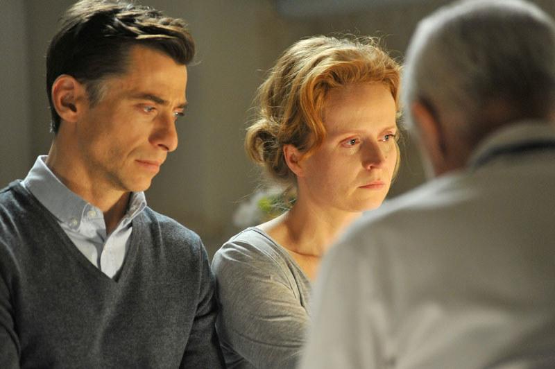 """""""M jak miłość"""": Szczęście Ewy i Marka nie trwało długo. Mostowiakowa straci dziecko... /Tele Tydzień"""