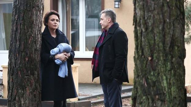 """""""M jak miłość"""": Trudna romowa. Czy to już koniec małżeństwa? /www.mjakmilosc.tvp.pl/"""