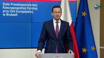 M. Morawiecki o Nordstream2: Stanowi niebezpieczeństwo dla Europy i wiele krajów zaczyna to rozumieć