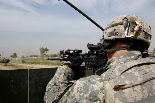 M4 mogą wyglądać inaczej /AFP
