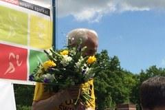 Ma 104 lata i pobił rekord w... biegu!