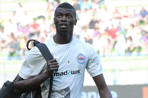 Mabaye Niang niedawno nosił sprzęt za starszymi kolegami, wkrótce może zostać bohaterem transferu /AFP