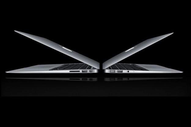 MacBooki Air - ciekawa propozycja od Apple, ale zakup trzeba mocno przemyśleć /materiały prasowe