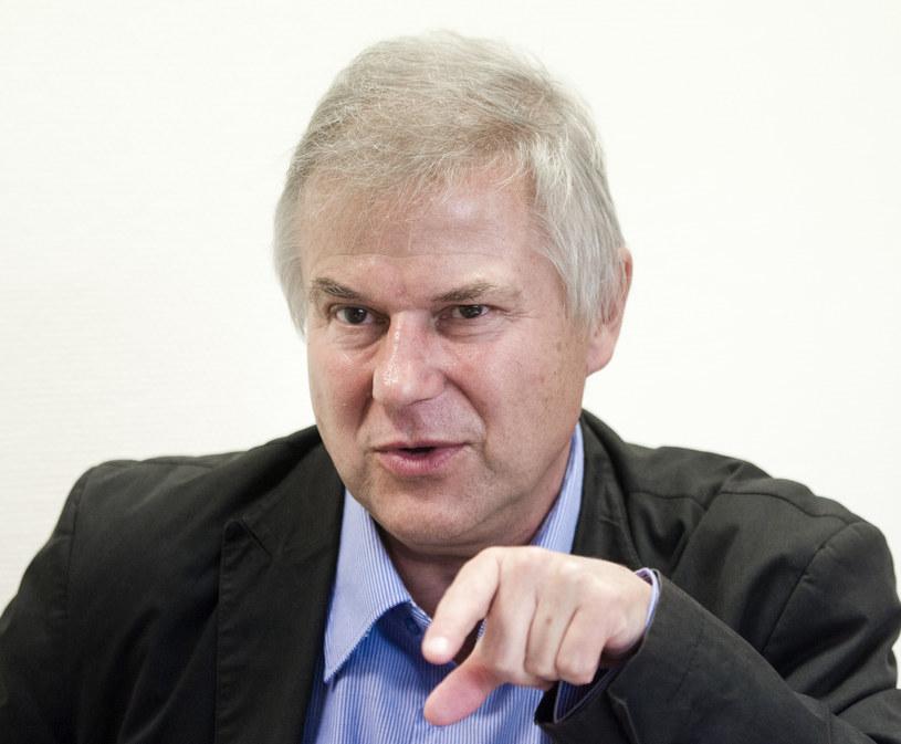 Maciej Chorowski, dyrektor Narodowego Centrum Badań i Rozwoju /INTERIA.PL