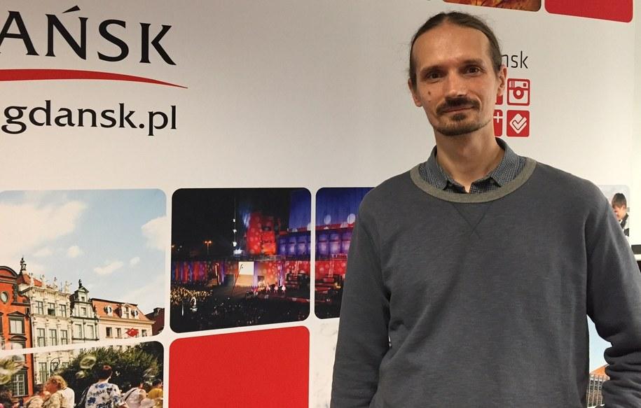 Maciej Gerwin, specjalista ds. partycypacji i zrównoważonego rozwoju /Kuba Kaługa /RMF FM